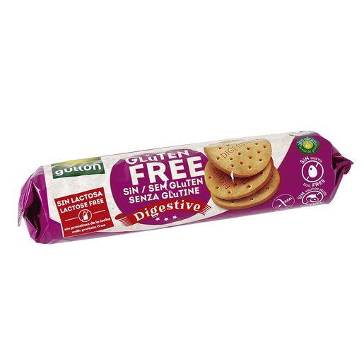 GULLON galletas digestive SIN GLUTEN paquete 150 gr
