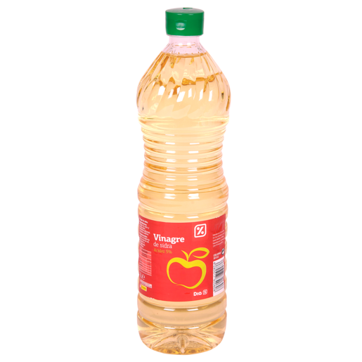 DIA vinagre de sidra botella 1 lt