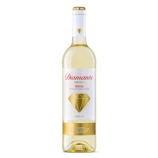 DIAMANTE Vino blanco semidulce DO Rioja 75 cl