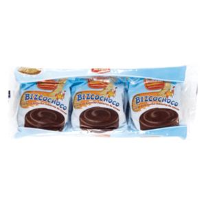 DULCESOL bizcochoco paquete 6 uds 360 gr