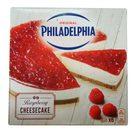 PHILADELPHIA tarta de queso con frambuesas caja 390 gr