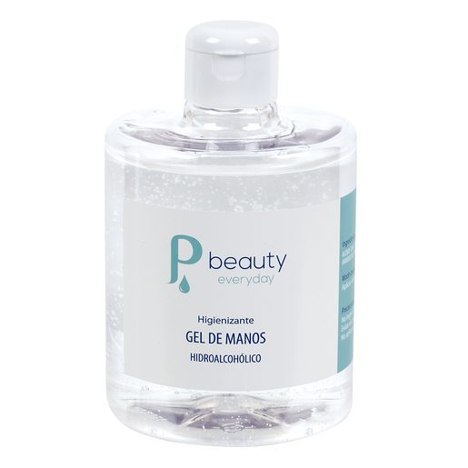 PBEAUTY gel higienizante de manos bote 500 ml