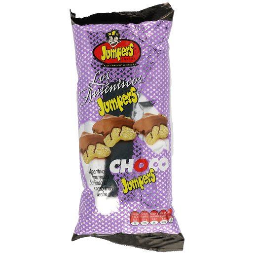 JUMPERS aperitivo choco bolsa 115 gr