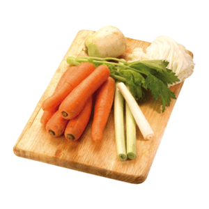Surtido vegetal bandeja (1.2 Kg aprox.)