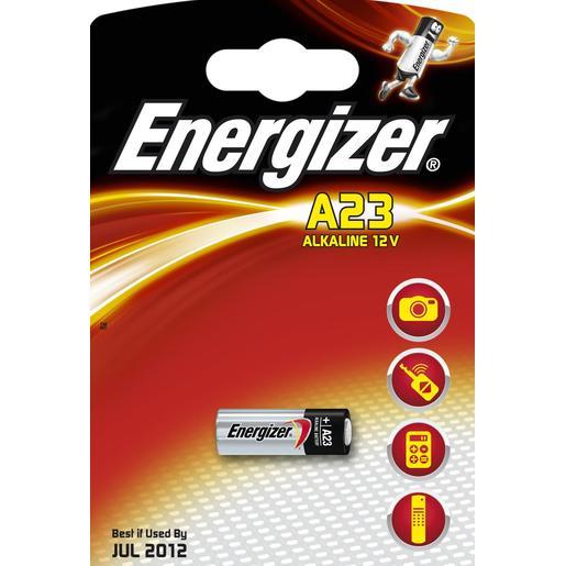 ENERGIZER pila miniatura A23 blister 1 ud