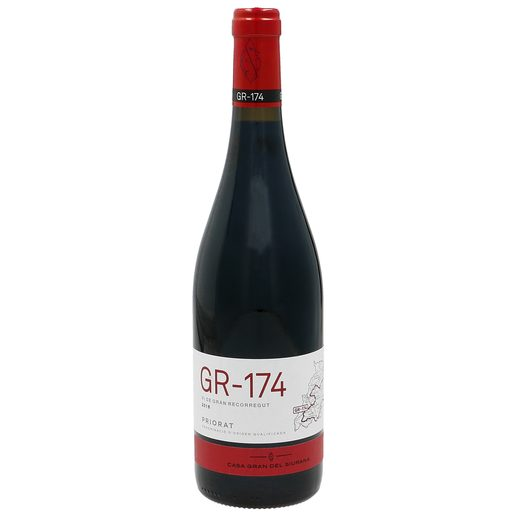 GR-174 vino tinto Do Priorat botella 75 cl