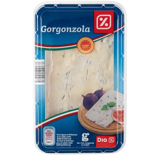 DIA queso gorgonzola envase 200 gr