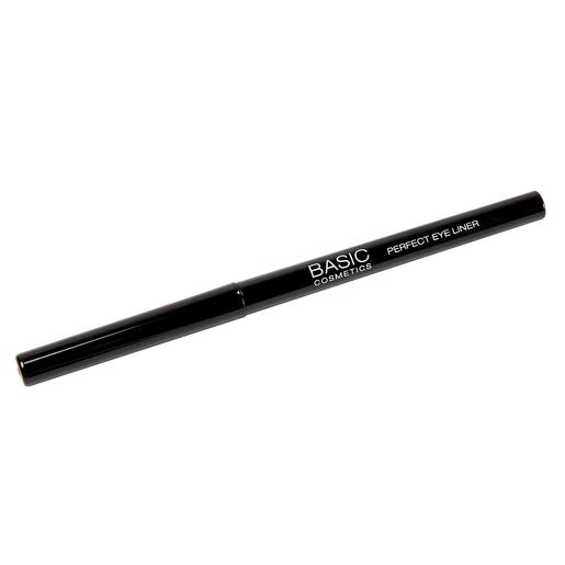 BASIC lápiz de ojos automatico 1 Negro