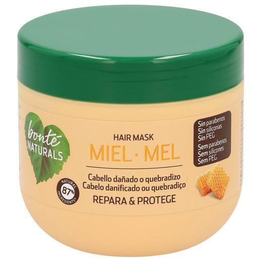 BONTE mascarilla capilar miel reparadora tarro 300 ml
