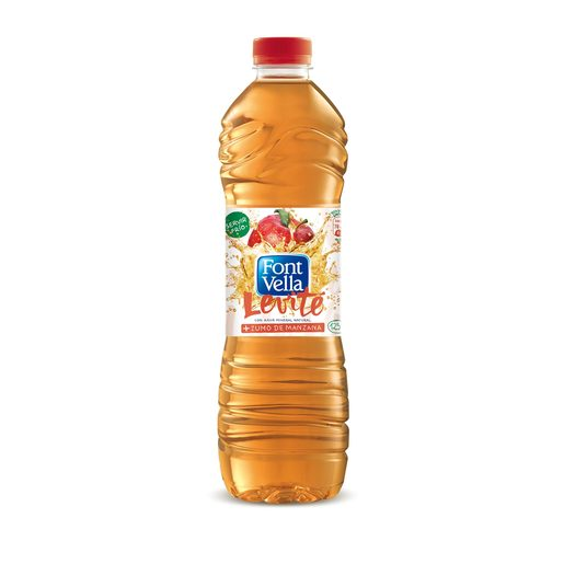 FONTVELLA LEVITE manzana botella 1.25 lt