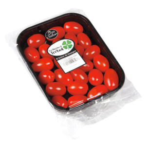 Tomate cherry pera bandeja 250 gr