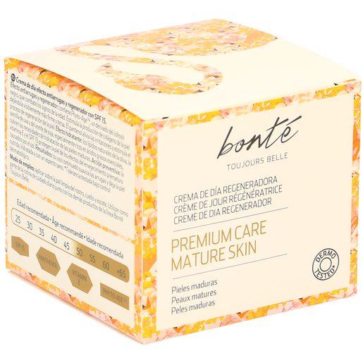 BONTE crema de día antiarrugas regeneradora pieles maduras tarro 50 ml