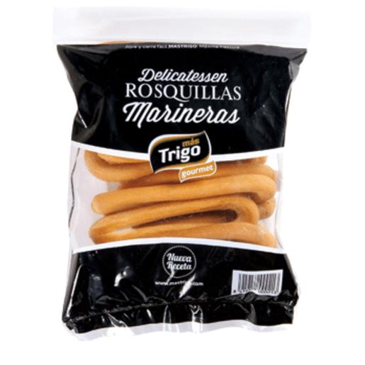 DELICATESSEN rosquillas marineras bolsa 175 gr