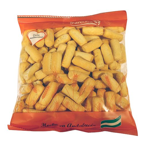 FRANJUBA picos reventaos bolsa 250 gr