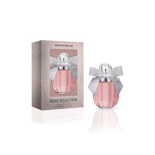 WOMEN SECRET colonia rose seduction spray 100 ml