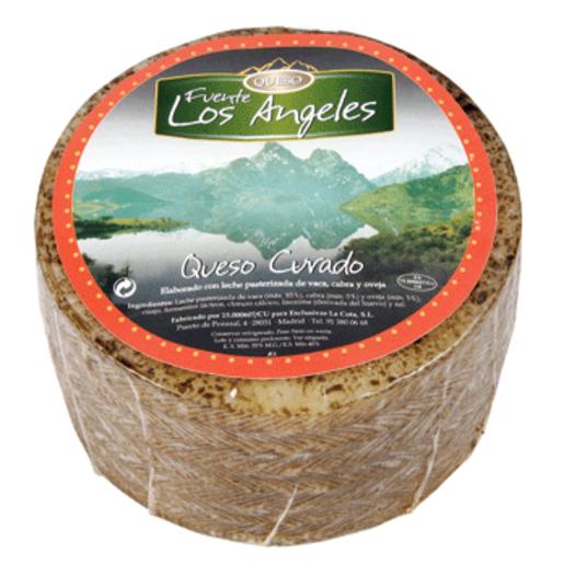 CERRO LA COTA queso mezcla curado pieza 900 gr