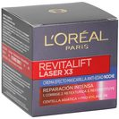L'OREAL Revitalift laser X3 crema de noche antiarrugas intensiva tarro 50 ml
