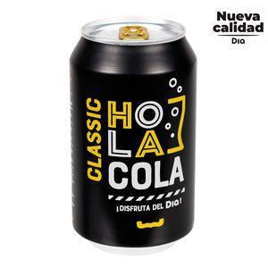 DIA HOLA COLA refresco de cola lata 33 cl