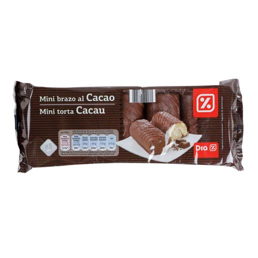 DIA mini brazo al cacao paquete  200 gr