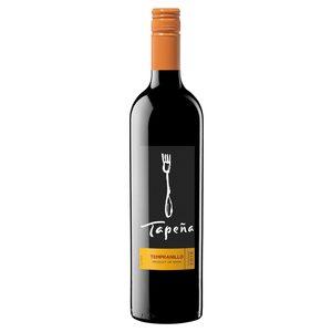 TAPEÑA TEMPRANILLO vino tinto botella 75 cl