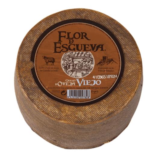 FLOR DE ESGUEVA queso viejo de oveja pieza 1 Kg