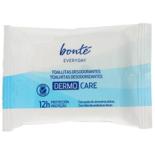 BONTE toallitas desodorantes dermo care envase 12 uds