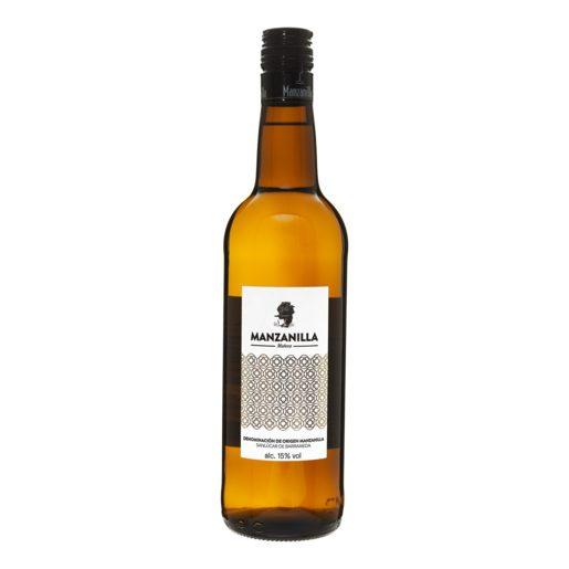 MUÑECA vino blanco generoso manzanilla botella 75 cl