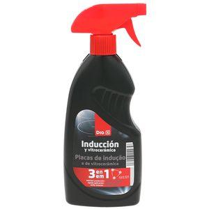 DIA limpiador vitrocerámicas 3 en 1 spray 500 ml
