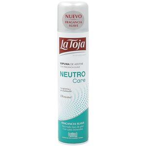 LA TOJA espuma de afeitar neutro care spray 300 ml