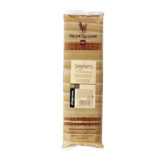 OXFAM spaghetti quinoa bio paquete 500 gr