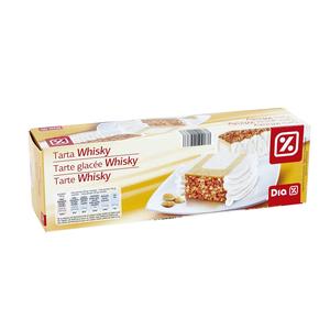 DIA tarta de whisky caja 531 gr