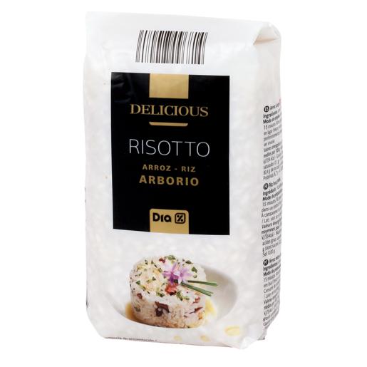 DIA DELICIOUSarroz risotto paquete 500 gr
