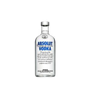 ABSOLUT vodka botella 70 cl