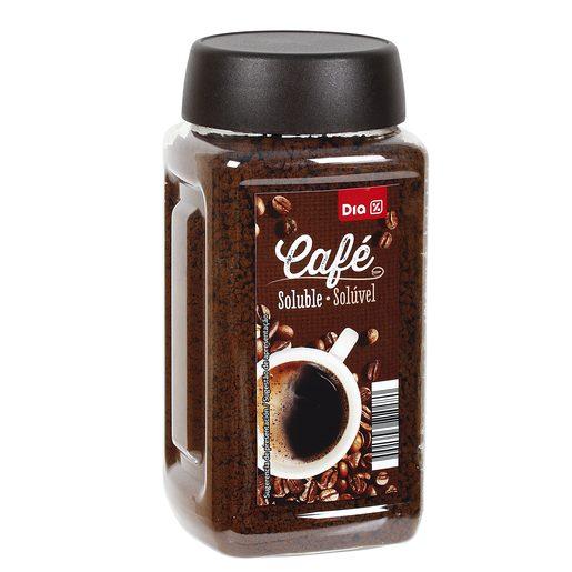 DIA café soluble frasco 200 gr
