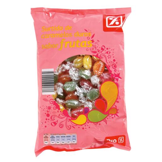 DIA caramelos surtidos duros bolsa 1 Kg