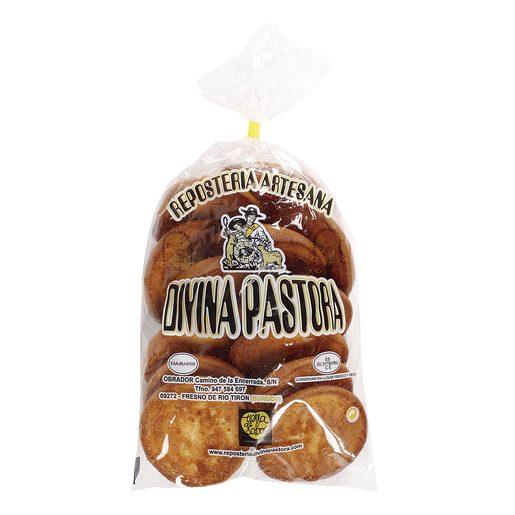 DIVINA PASTORA pastas vainilla bolsa 500 gr