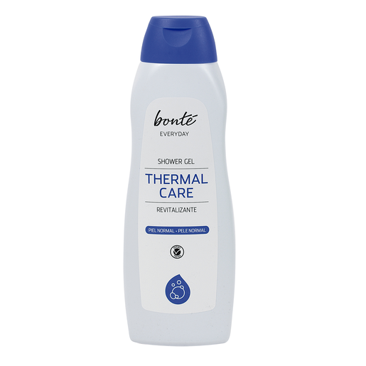 BONTE gel de ducha thermal care piel normal bote 750 ml
