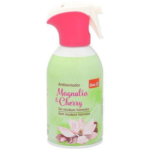 DIA ambientador magnolia y cherry pistola 250 ml