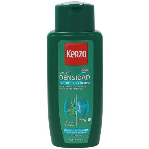 KERZO champú densidad volumen y cuerpo cabello fino bote 400 ml