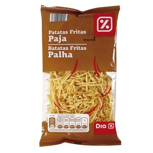 DIA patatas fritas paja bolsa 100 gr