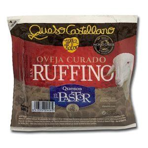EL PASTOR DE LA POLVOROSA queso de oveja curado cuña 500 gr