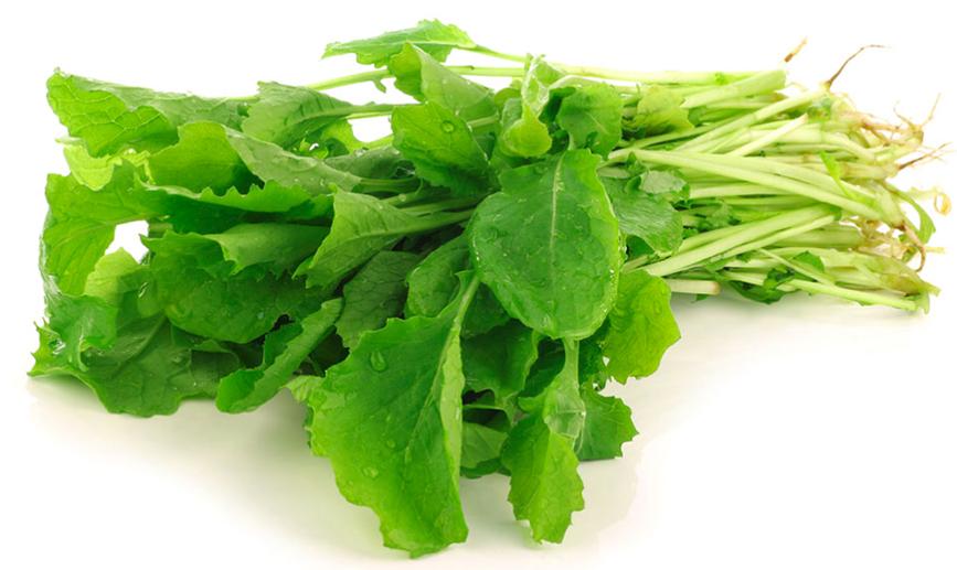 Grelos, las verduras de los gallegos