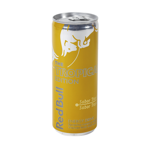 RED BULL tropical lata 25 cl