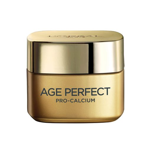 L'OREAL Age perfect crema de día pro calcio tarro 50 ml