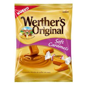 WERTHER'S Original caramelos blandos bolsa 135 gr