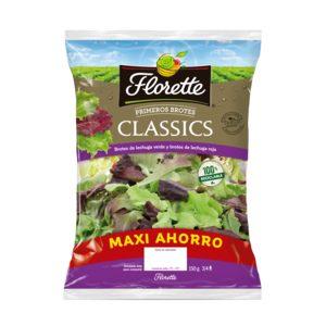 FLORETTE primeros brotes classics bolsa 150 gr