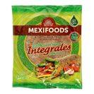 MEXIFOODS tortillas de trigo integrales bolsa 8 unidades 320 gr
