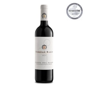 HEREDAD BARÁN vino tinto crianza D.O. Ribera del Duero botella 75 cl