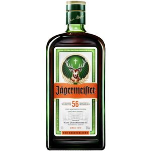 JAGERMEISTER licor botella 70 cl