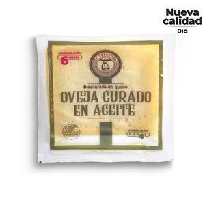 DIA EL CENCERRO queso de oveja curado en aceite cuña 250 gr
